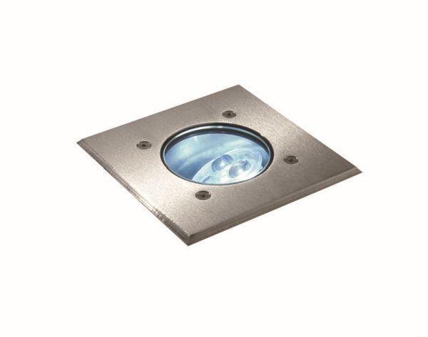 Bel Lighting Zaxor Led-O BL 2408.D136.16 Geborsteld roestvrij staal