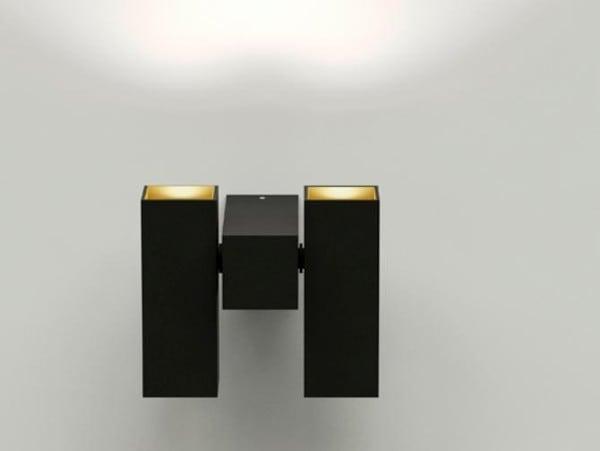 Dark Skyline Two DIM CRI80 DA 921028063031045 zwart / lichtgroen