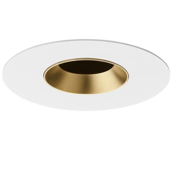 Flos Architectural Light Sniper Adjustable Round LED AN 03.4693.GL Mat verguld