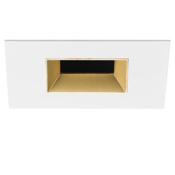 Flos Architectural Light Sniper Fixed Square LED AN 03.4665.GL Mat verguld