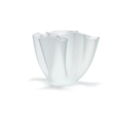 Fontana Arte Cartoccio Vase FT 2029VN/BL Blauw