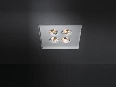 Modular Lighting Anillo 4SQ MO 11362409 Wit structuur