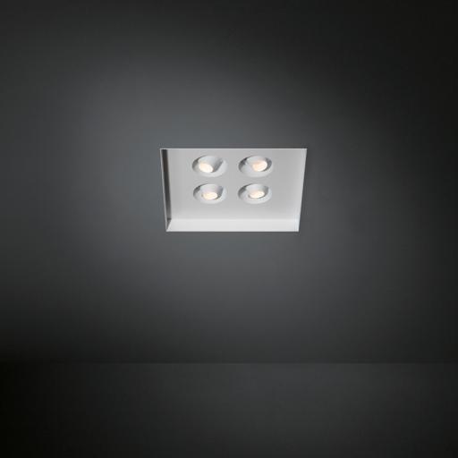 Modular Lighting Anillo MO 11360409 Wit structuur