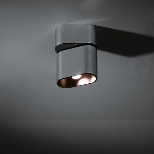 Modular Lighting Duell MO 11070332 Zwart gestructureerd / Goud