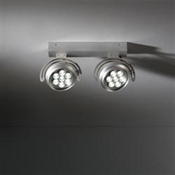 Modular Lighting Giro MO 10820524 Geborsteld aluminium