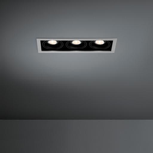 Modular Lighting Mini Multiple MO 11430229 Wit structuur / Zwart