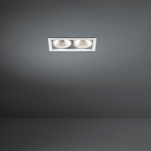 Modular Lighting Mini Multiple MO 11431229 Wit structuur / Zwart