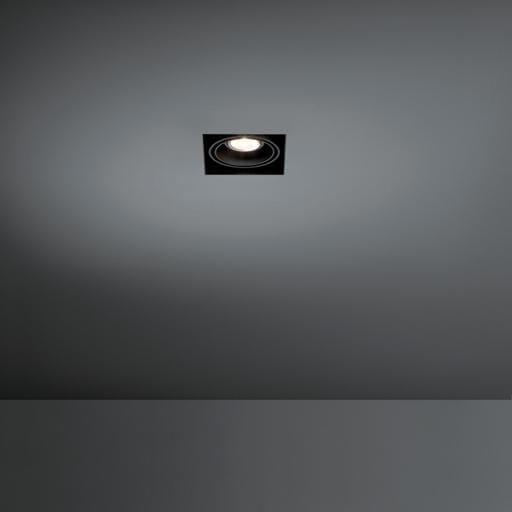 Modular Lighting Mini Multiple Trimless 1x Led Retrofit MO 11440005 Aluminium