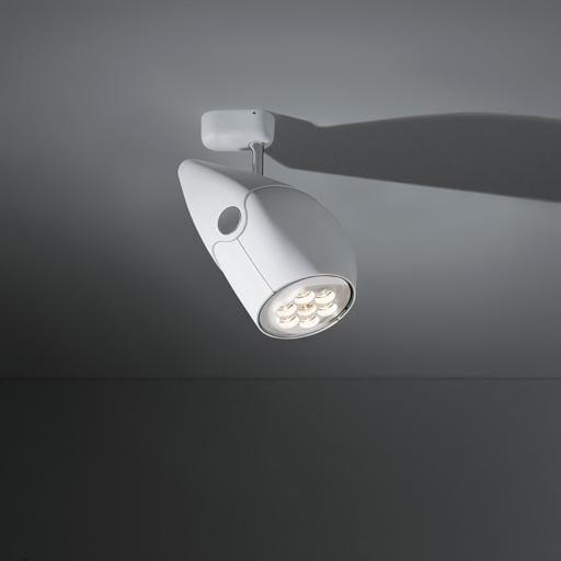 Modular Lighting Nozzle MO 11372632 Zwart structuur