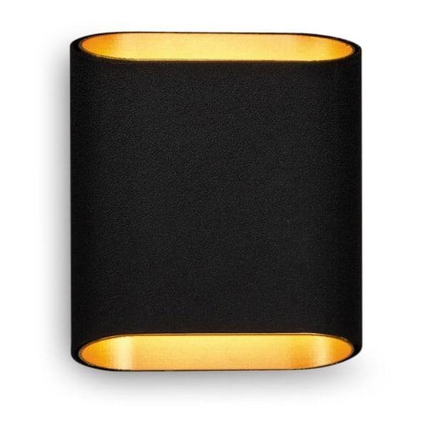 Modular Lighting Trapz 1x R7s MO 12592032 Zwart gestructureerd / Goud