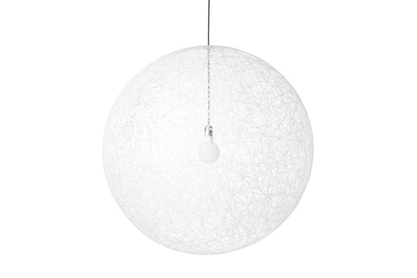 Moooi Random Light II L MO 8718282340326 Wit