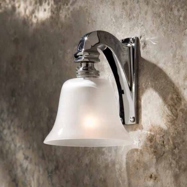 Nautic Bell Light 230V LED NA N012NIPMG230 Gepolijst hoogglans messing