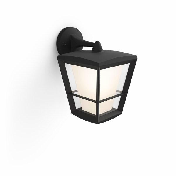 Philips Hue Econic Lantern down MA 1744030P7 Zwart