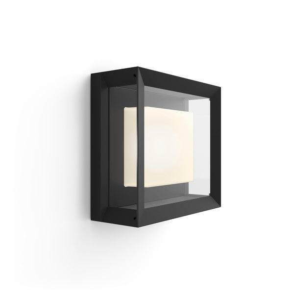 Philips Hue Econic Outdoor Wandlamp MA 1743830P7 Zwart