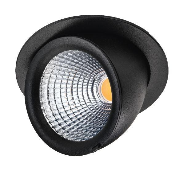 SG Lighting Exclusive Midi LED Fase DIM SG 902628 Zwart