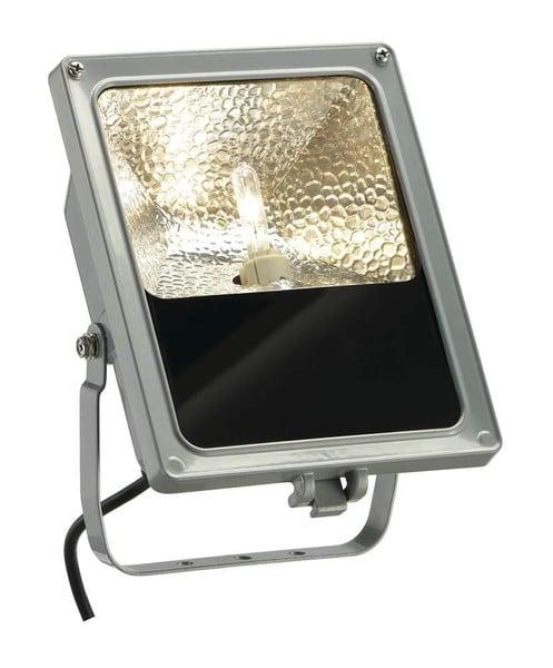 SLV SXL floodlight Compact DM 227824 Zilvergrijs
