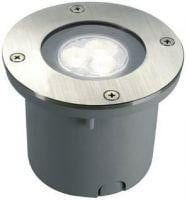 SLV Wetsy power LED round DM 227437 Roestvrij staal