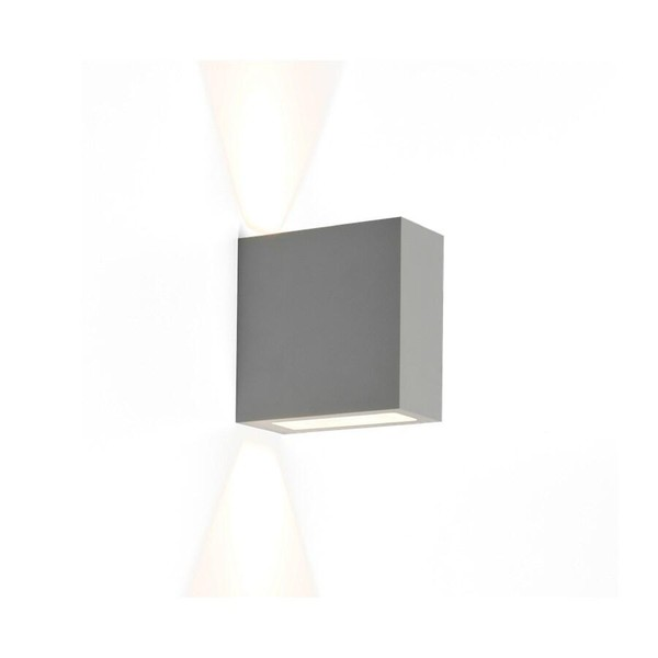 Wever & Ducre Station OUTDOOR WALL 2.0 LED WE 314874D5 Donkergrijs structuur